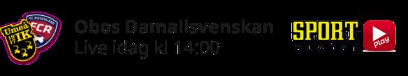 Damallsvenskan aktuell dag - Damallsvenskan aktuell dag