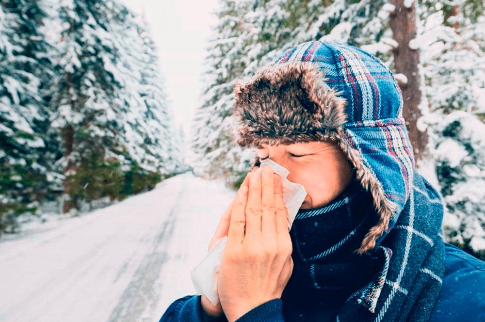 Så kan du lindra förkylningen
