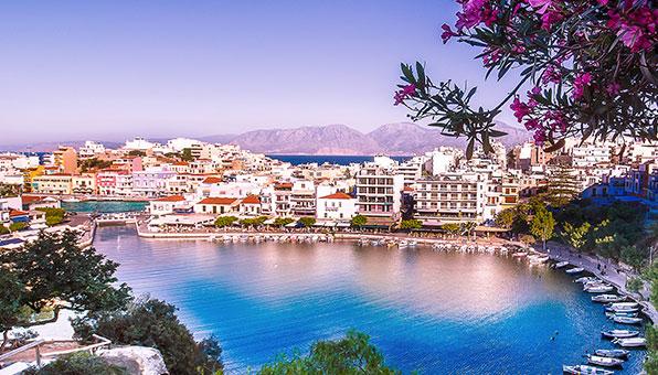 Kreta: 80 % sol i juni