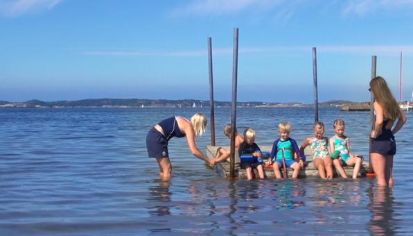 200 simskolor utomhus i Sverige
